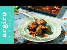 Ρολάκια μελιτζάνας γεμιστά με κιμά από την Αργυρώ Μπαρμπαρίγου | Εύκολη και πεντανόστιμη καλοκαιρινή συνταγή για να κερδίστε τις εντυπώσεις!