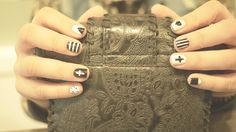 Bring out your chic rocker chick at ~Mint Nail Lounge~ Nails by Cammy