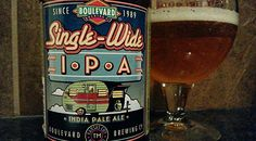 """Single-Wide IPA: Boulevard makes a brew for little houses too - Whopperjaw Find out why Whopperjaw contributor and beer nerd Kevin is a fan of the """"well-balanced and extremely enjoyable"""" Single-Wide IPA from Boulevard Brewing Company. Single Wide, Brewing Company, Root Beer, Ipa, Wine Glass, Nerd, Houses, Craft, Homes"""