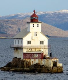 Lighthouses of Norway: Sunnfjord (Florø Area)