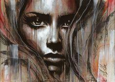 Non Nude Fine Art Oil Painting ORIGINAL CANVAS Portrait By L Dolan 16x24 Estelle | Art, Paintings | eBay!