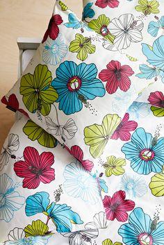 Finlayson Lei bed linen set