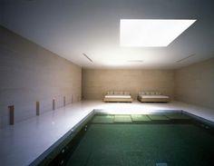 Les plus belles piscines d'intérieur !!!