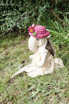 This is one of the new line of fantasy dolls I am making. A story will be following soon.