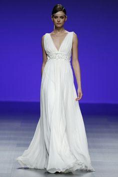 Los 30 vestidos de novia más hermosos de la Barcelona Bridal Week: Modelos ganadores para ti Image: 7