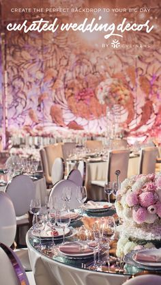 77 best pink wedding decorations images in 2019 chair sashes pink rh pinterest com