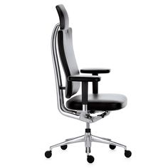 Headline Office Chair is a complete ergonomic highback high-quality executive ma.- Headline Office Chair is a complete ergonomic highback high-quality executive ma… Headline Office Chair is a complete ergonomic highback… - Scandinavian Dining Chairs, Used Chairs, Executive Office Chairs, Office Furniture, Interior Design, Armchair, Bellini, Design Styles, Home Decor