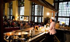 Meet Chefs at Chefs' Holidays - This Northern California cooking adventure provides a showcase for the range of styles, personalities and trends that characterize the American culinary scene.