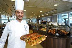 Pizza time ! #AzamaraCruises