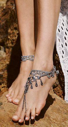 Cleopatra anklet