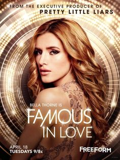 Bella Thorne in Famous in Love (2017)