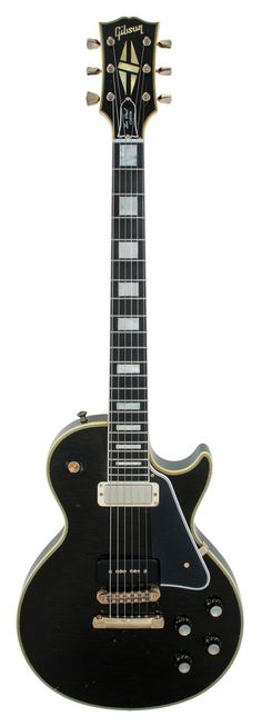 Gibson Custom Shop Robby Krieger 1954 Les Paul Custom Aged | Rainbow Guitars
