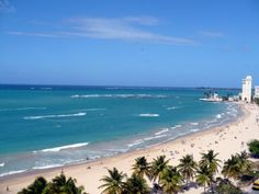 Puerto Rico is home to some of the most beautiful beaches, like  Isla Verde Beach. If you love to people watch, you'll have to visit this beach that the locals love. Find out which other Puerto Rican beaches made this list of the top 10.