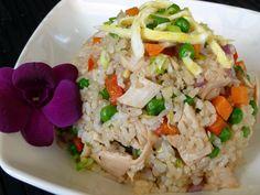 Chinese Chicken Fried Rice II Homemade Chinese Food, Easy Chinese Recipes, Easy Chicken Recipes, Asian Recipes, Ethnic Recipes, Top Recipes, Cooking Recipes, Healthy Recipes, Rice Recipes