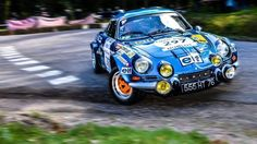 cars and the adventures on which they take us Alpine Renault, Renault Sport, Vintage Racing, Vintage Cars, Classic Race Cars, Nascar, Rally Car, Car And Driver, Retro Cars