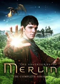 Merlin The Complete Series (DVD)