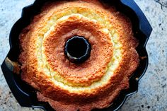 Perfect pound cake...pioneer woman