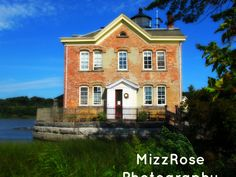 8x10 luster finish Saugerties lighthouse by MizzRosesphotography, $20.00