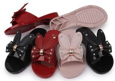 China PVC & Jelly slippers catalog of Sweet Girls PVC Pcu Jelly Sandals Slipper Shoes, Wholesale PVC Pcu Jelly Woman Slipper Lady Flipflop Slipper provided by China manufacturer - Letsgo Shoes and Plastic Company Limited, Baby Girl Shoes, Girls Shoes, Kids Clogs, Slippers, Slip On, Slipper, Woman Shoes, Flip Flops, Ladies Shoes