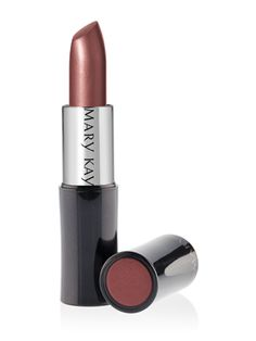Mary Kay® Creme Lipstick This long-wearing, stay-true formula glides on easily with a lightweight, creamy texture for rich color impact that lasts. Plus, it won't feather or bleed. $15.00 www.marykay.com/dawnbrandt
