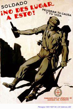 Spain - 1937. - GC - poster - autor: Rafael de Penagos Zalabardo