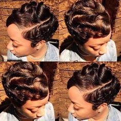 50 Short Hair Style Ideas for Women Dope Hairstyles, My Hairstyle, Cute Hairstyles For Short Hair, Straight Hairstyles, Curly Hair Styles, Natural Hair Styles, Beautiful Hairstyles, Vintage Hairstyles, Updo