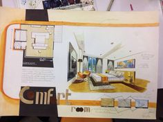 skd Interior Design Renderings, Interior Sketch, Arch Interior, Interior Architecture, Interior Design Presentation, Sketch Design, Portfolio, Office Interiors, Perspective