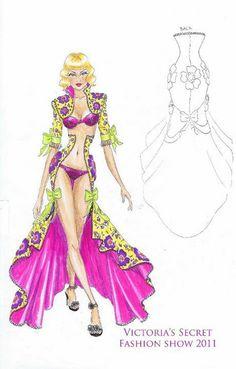 Victoria's Secret fashion show 2011 (preview)