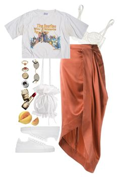 """Untitled #708"" by lindsjayne ❤ liked on Polyvore featuring Dolce&Gabbana, Giuliana Romanno, Jil Sander, Roberi & Fraud, Bobbi Brown Cosmetics and Mudd"