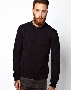 ASOS lambswool jumper