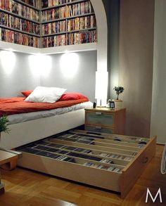 amazing book storage