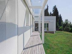 villa mm a biella - Federico Delrosso Architects Garage Doors, Minimal, Villa, Interior Design, Outdoor Decor, Home Decor, Style, Nest Design, Swag