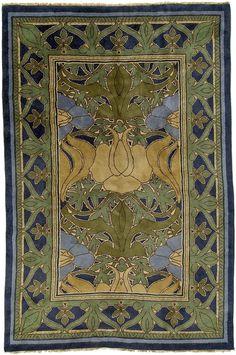 Guildcraft Carpets — Donnemara 1 (Voysey)