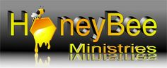 This is the logo the LORD gave me for HoneyBee Ministries INC.
