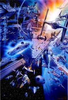 Guerra de las Galaxias - Star Wars