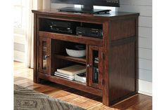 Ashley Harpan 42 inch TV Stand W797-18,    #AshleyFurniture,    #W79718,    #Furniture
