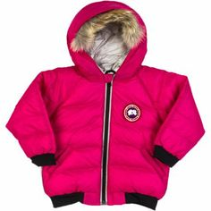 canada goose jackets Canada Goose Reese Down Bomber Jacket – Infant/Toddler « Clothing Impulse googse parka