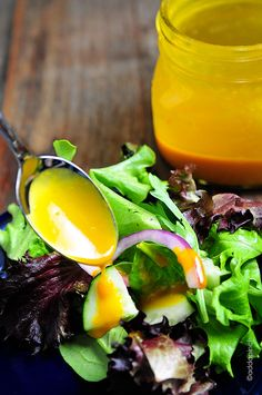 Honey Mustard Dressing Recipe