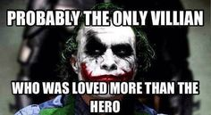 Joker facts.