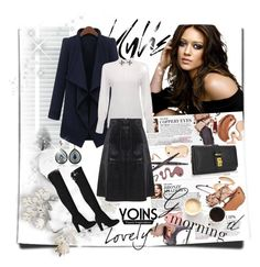"""""""YOINS 1"""" by julyete ❤ liked on Polyvore featuring Lulu*s and yoins"""