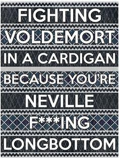 Neville has class