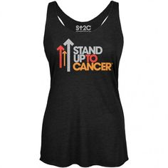 SU2C Women's Full Logo Racerback Tank Top