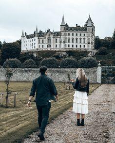 Check out the best Scottish castles to visit whilst visiting Scotland. #dunrobincastlescotland #dunrobincastle #castlesinscotlandscottishhighlands #northcoast500 #scotlandcastlestovisit #scottishcastles Scotland Castles, Scottish Castles, Castles To Visit, Scotland Travel, Visiting Scotland, On The Road Again, Fairytale Castle, Travel Oklahoma, Beautiful Castles