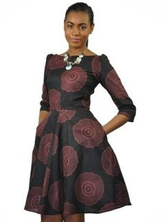2016 Sale Robe Africaine African Dresses For Women 2017 Hot Explosion Models Of Foreign Trade Women Clothes African Print Retro African Dresses For Women, African Print Dresses, African Fashion Dresses, African Attire, African Wear, African Women, Ghanaian Fashion, African Prints, Nigerian Fashion