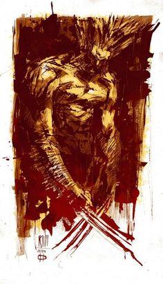 Wolverine byRoberto Ricci