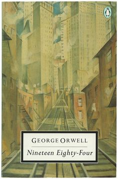 Nineteen Eighty-Four by George Orwell by Penguin Books UK, via Flickr
