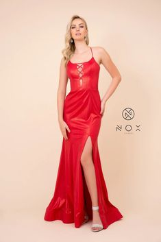 Long Prom Dress Evening Gown | The Dress Outlet