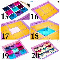 O nepodstatných důležitostech: 9x přání k narozeninám Bff, Cube, Origami, Diy And Crafts, Presents, Toys, Birthday, Handmade, Gifts