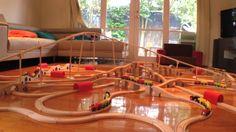 Train Track - Week 15: Going aerial