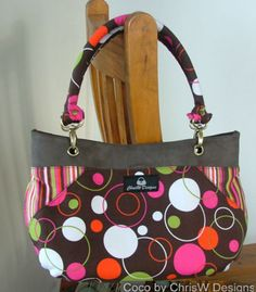 Hand Bag :: Free Sewing Pattern